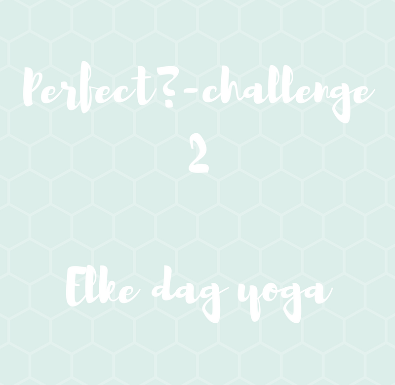 Perfect blogchallenge – Yoga