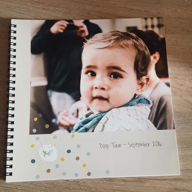 Fotoboek-doop-Tuur-cover