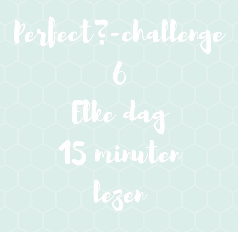 Perfect? Challenge – Elke dag lezen