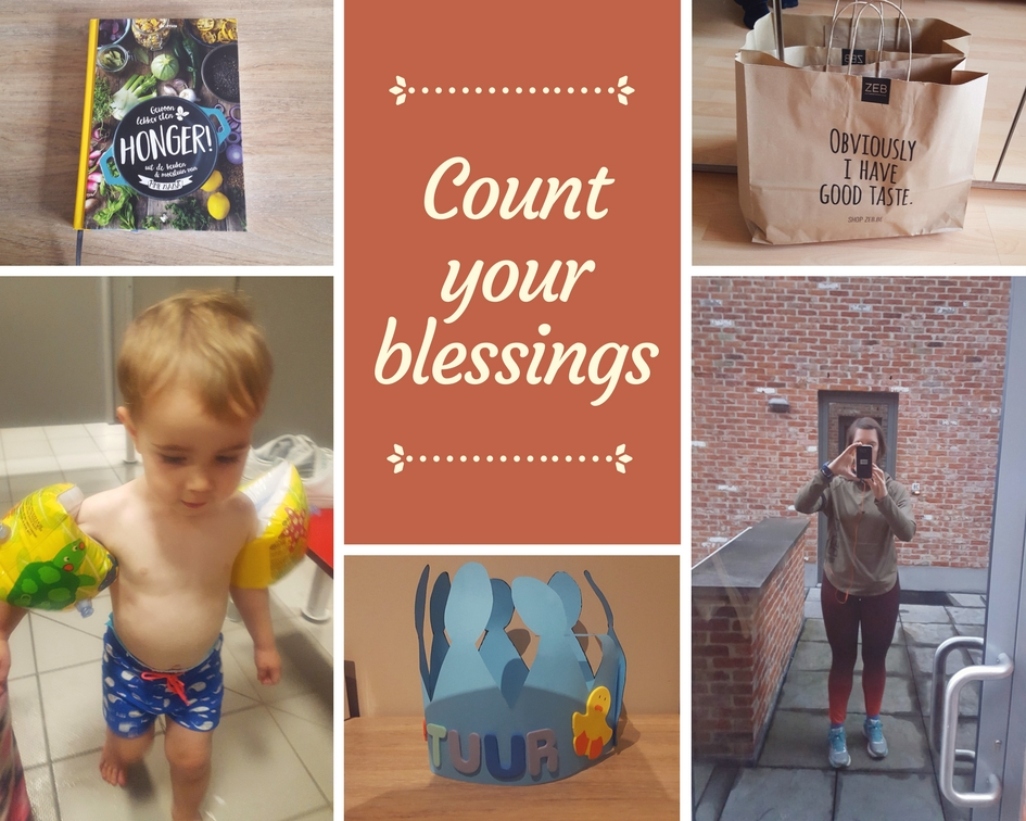Count your blessings #4