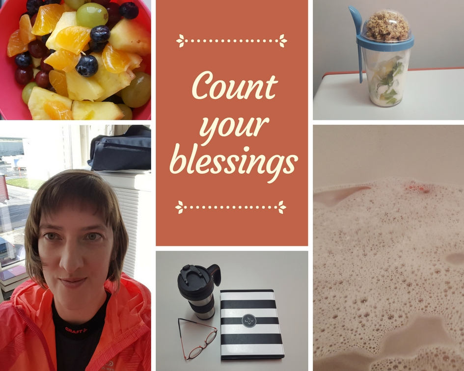 Count your blessings – Januari