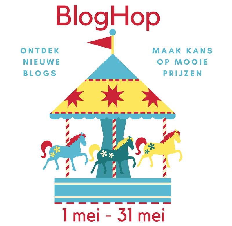 Winnaar bloghop mei 2018