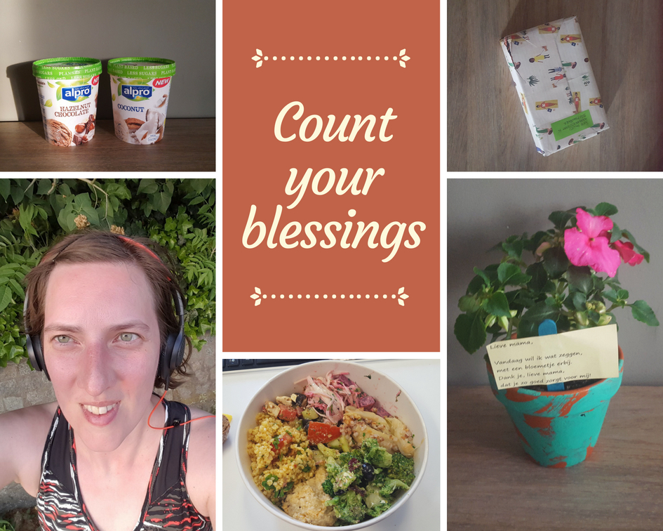 Count your blessings – mei 2018
