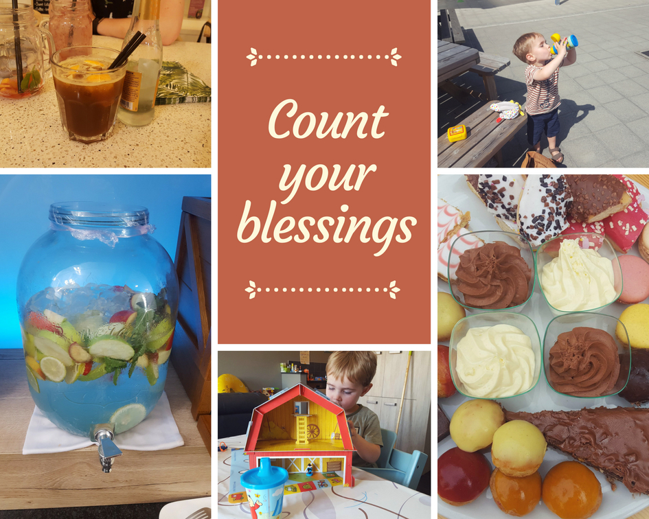 Gelukjes Count your blessings juni 2018