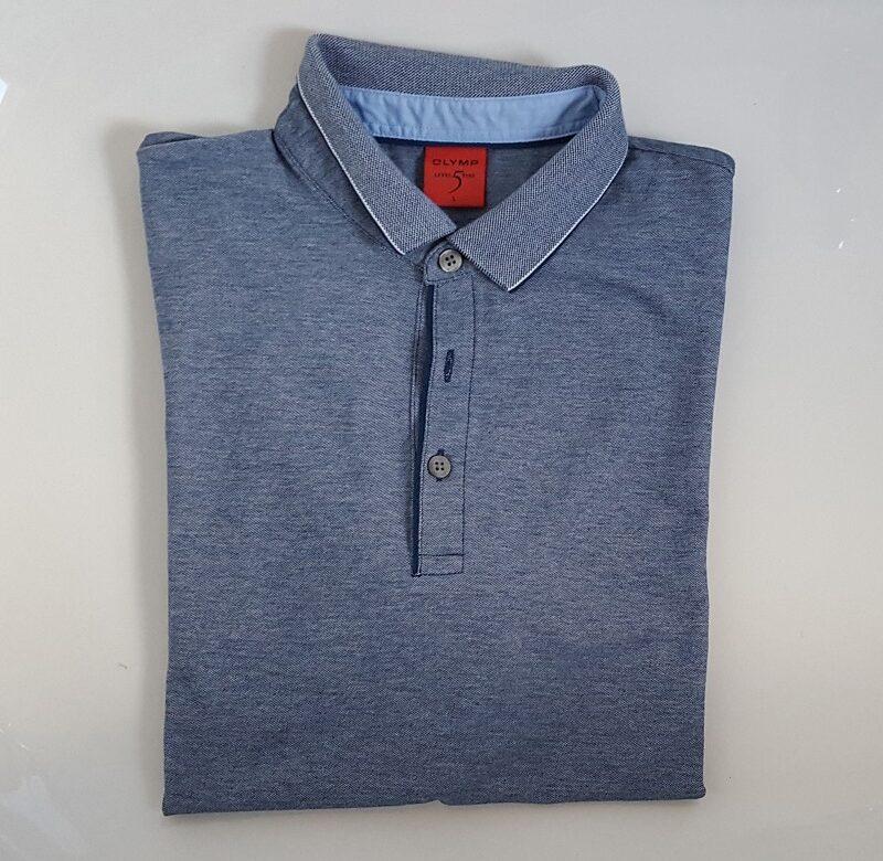 Getest: OLYMP Easy Care Polo van Hemd voor hem