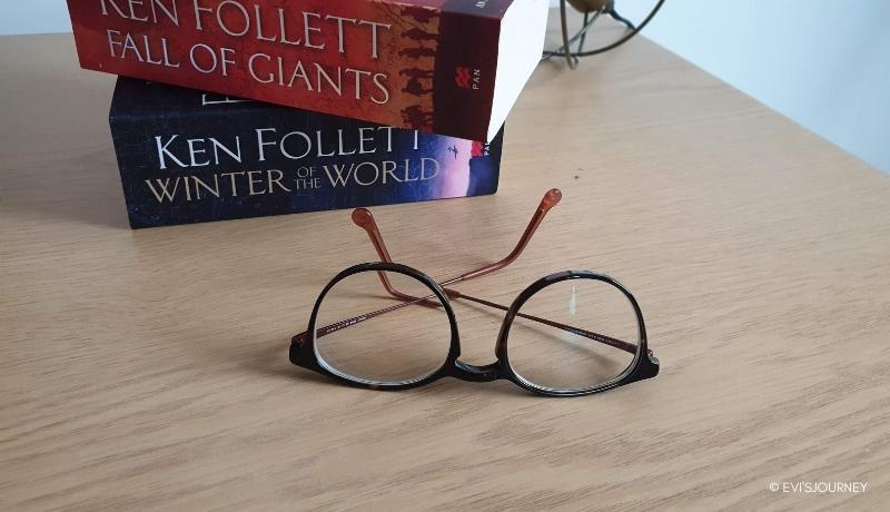 Een maand een bril dragen