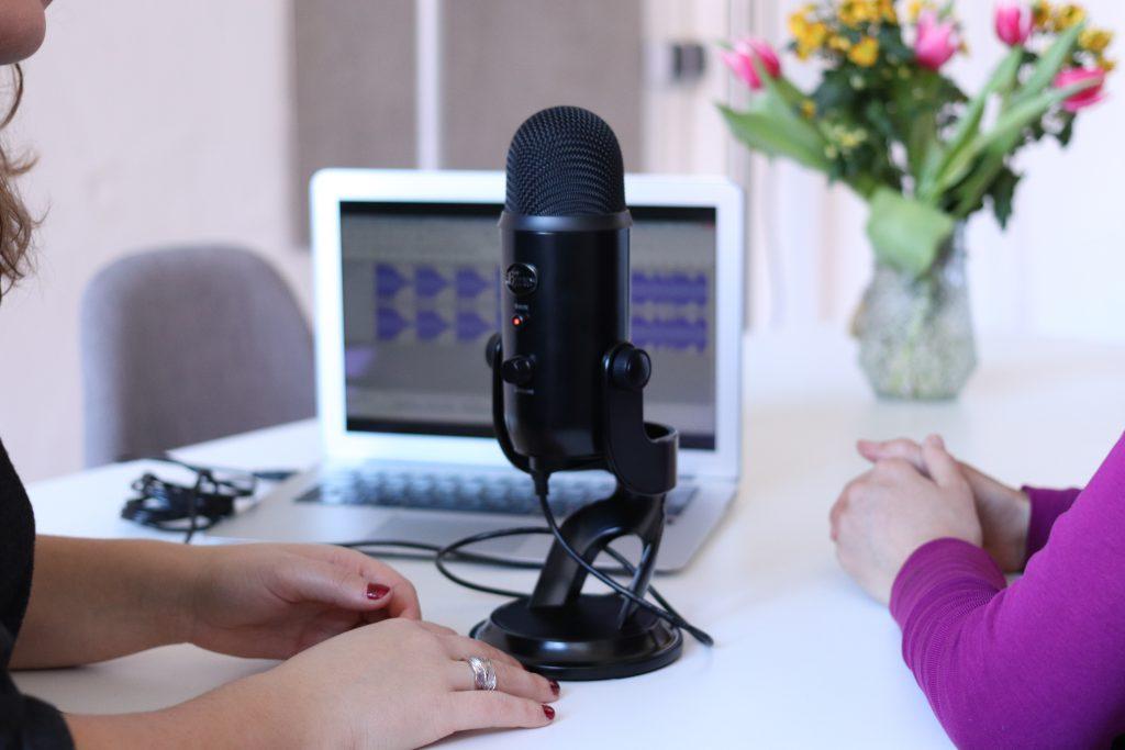 Mijn 5 favoriete podcasts van het moment