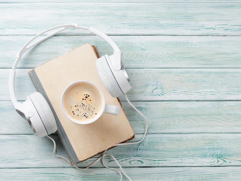 Podcast over boeken
