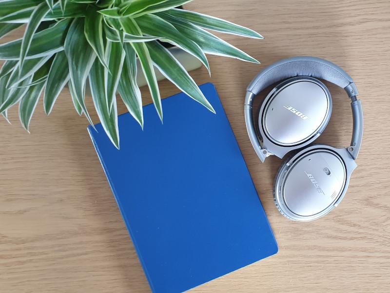corona: onmisbare dingen bujo headset